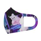 RAITYO TSUMEのkmakici x mirror Full Graphic Mask