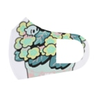 里 (sato)のmoonlight Full Graphic Mask
