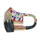 すとろべりーガムFactoryのドッペルゲンガー Full Graphic Mask