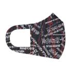 京都大学クジャク同好会のスカイレインボーハリケーンゴッドフェニックス Full Graphic Mask