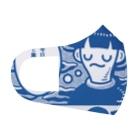 ぴゅるりんこよしだ。のパタリ Full Graphic Mask