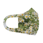 harucameraのharucamera マトリカリア Full Graphic Mask