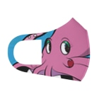 FunnyStinkyDesign co.のOcto luck Full Graphic Mask