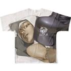 hassegawaのいいのか。まあいいだろ。 フルグラフィックTシャツ