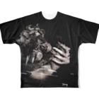 """オクソラ ケイタの""""Re:"""" #01 Full graphic T-shirts"""