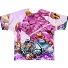 Usuke2_46のジョニィ! Full graphic T-shirts