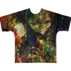 Oxygen8の幾タ Full graphic T-shirts