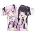 ねぎの地雷ズ  Full graphic T-shirts