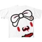CHAX COLONY imaginariの汎用うさぎ(#3) Full graphic T-shirts