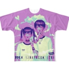 IENITY / MOON SIDEのIJNAY&C&M Full graphic T-shirts