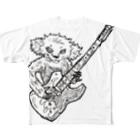 Buffys Movie キャラクター事業部のBuffys Movie クリーチャー:チャピー Full graphic T-shirts
