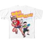 Taarekのハッピーソンクラン Full graphic T-shirts