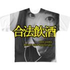 IGGY SIDE SHOPの尾澤さよ 生誕GOODS Full graphic T-shirts