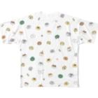 ごろごろにゃんすけの全員集合~ Full Graphic T-Shirt