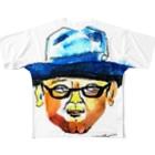 megumiillustrationのhongyo Full graphic T-shirts