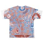 118designのkobito フルグラフィックTシャツ