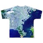 WEAR YOU AREの神奈川県 横浜市 Full graphic T-shirtsの背面