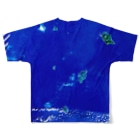 WEAR YOU AREの鹿児島県 鹿児島郡 All-Over Print T-Shirtの背面
