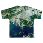 WEAR YOU AREの岡山県 倉敷市 Full graphic T-shirtsの背面