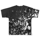 WEAR YOU AREの山口県 萩市 Full graphic T-shirtsの背面