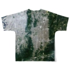 WEAR YOU AREの奈良県 生駒郡 Full graphic T-shirtsの背面