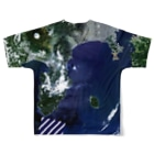 WEAR YOU AREの静岡県 伊東市 Full graphic T-shirtsの背面