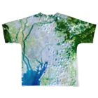 WEAR YOU AREの愛知県 名古屋市 Full graphic T-shirtsの背面