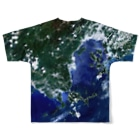 WEAR YOU AREの山口県 岩国市 Full graphic T-shirtsの背面