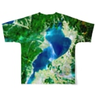 WEAR YOU AREの滋賀県 高島市 Full graphic T-shirtsの背面