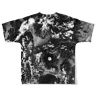 WEAR YOU AREの山梨県 南都留郡 Full graphic T-shirtsの背面