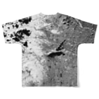 WEAR YOU AREの東京都 八王子市 Full graphic T-shirtsの背面