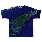 WEAR YOU AREの鹿児島県 奄美市 Full graphic T-shirtsの背面