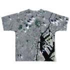 WEAR YOU AREの東京都 港区 Full Graphic T-Shirtの背面