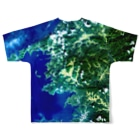 WEAR YOU AREの愛媛県 大洲市 Full graphic T-shirtsの背面