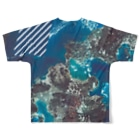 WEAR YOU AREの福岡県 行橋市 Full graphic T-shirtsの背面