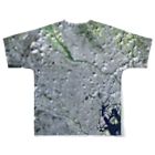 WEAR YOU AREの東京都 板橋区 Full graphic T-shirtsの背面