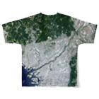 WEAR YOU AREの大阪府 茨木市 Full graphic T-shirtsの背面