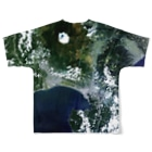 WEAR YOU AREの静岡県 沼津市 Full graphic T-shirtsの背面