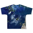 WEAR YOU AREの愛媛県 松山市 Full graphic T-shirtsの背面