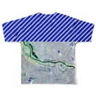 WEAR YOU AREの埼玉県 戸田市 Full graphic T-shirtsの背面