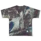 WEAR YOU AREの奈良県 生駒市 Full graphic T-shirtsの背面