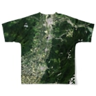 WEAR YOU AREの北海道 砂川市 Full graphic T-shirtsの背面