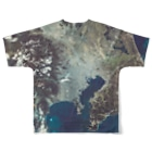 WEAR YOU AREの東京都 杉並区 Tシャツ 両面 Full graphic T-shirtsの背面