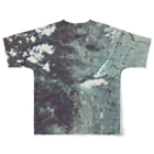 WEAR YOU AREの東京都 八王子市 Tシャツ 両面 Full graphic T-shirtsの背面