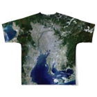 WEAR YOU AREの愛知県 名古屋市 Tシャツ 両面 Full graphic T-shirtsの背面
