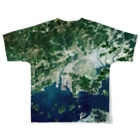 WEAR YOU AREの岡山県 倉敷市 Tシャツ 両面 Full graphic T-shirtsの背面