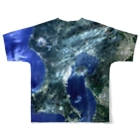 WEAR YOU AREの鹿児島県 鹿児島市 Tシャツ 両面 Full graphic T-shirtsの背面