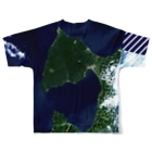 WEAR YOU AREの青森県 むつ市 Tシャツ 両面 Full graphic T-shirts