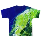WEAR YOU AREの新潟県 新潟市 Tシャツ 両面 Full graphic T-shirtsの背面