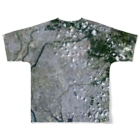 WEAR YOU AREの愛知県 小牧市 Tシャツ 両面 Full graphic T-shirtsの背面